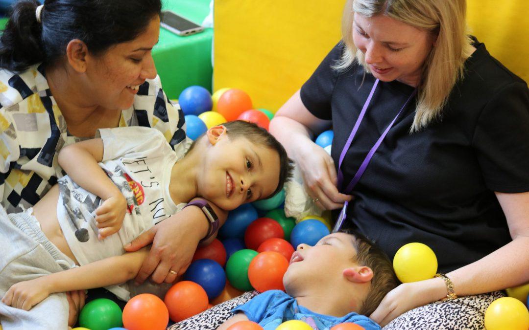 Meet Katie Mohun, Healthcare Assistant on the Children's Team