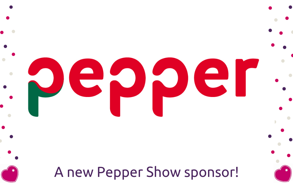 Pepper Show Headline sponsor announced!