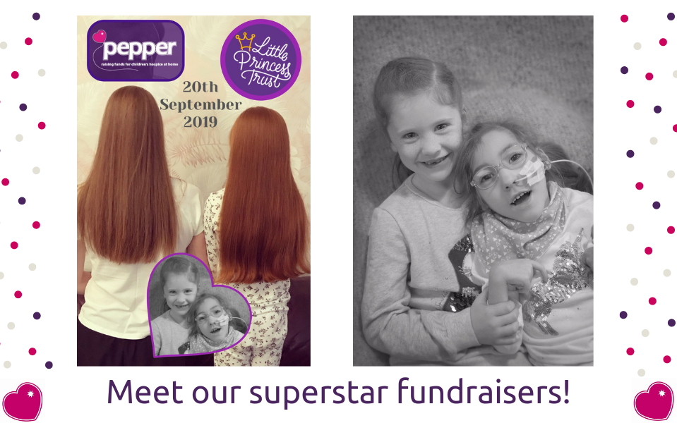 Mum and Daughter take the Chop for Charity