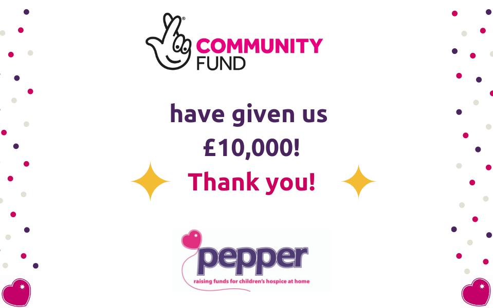 Thank you to The National Lottery Community Fund!